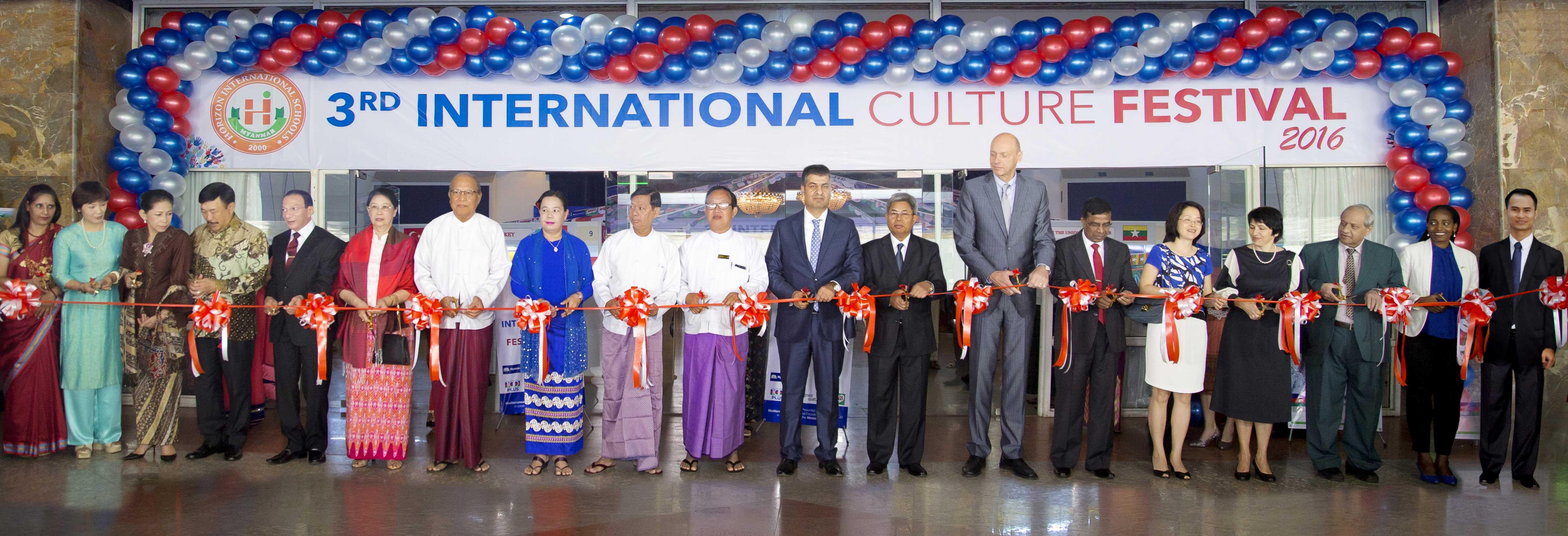 3rd International Culture Festival 2016