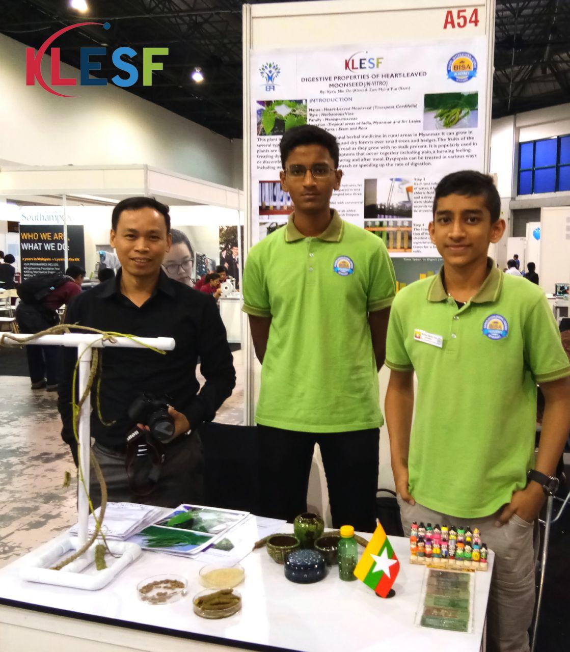 Kuala Lumpur Engineering Science Fair (KLESF)