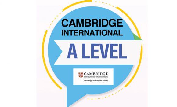 Cambridge International A-Level