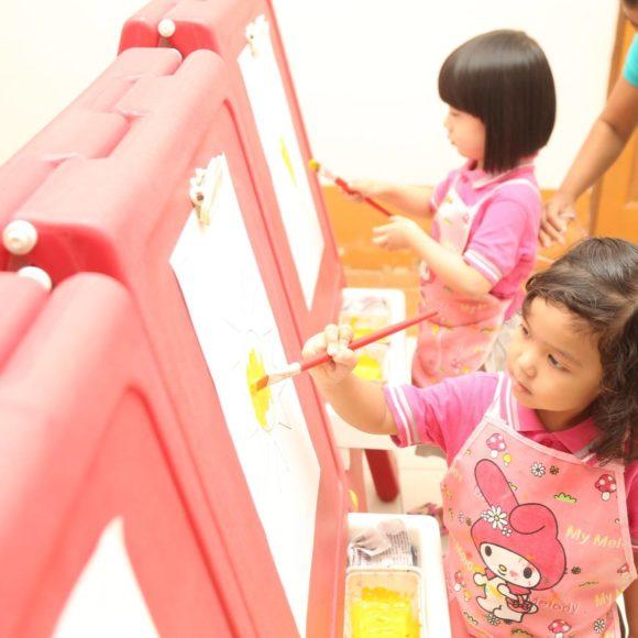 Teaching Preschoolers Is Rewarding
