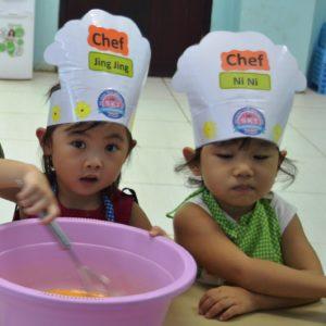 How Cooking Can Help Preschoolers?
