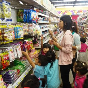 Visit to Supermarket